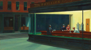 "Edward Hopper: ""Nightawks"""