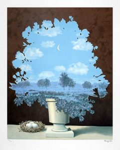 """René Magritte: """"Le pays des miracles"""""""