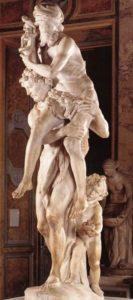 "Gian Lorenzo Bernini: ""Eneas, Anquises y Ascanio"""
